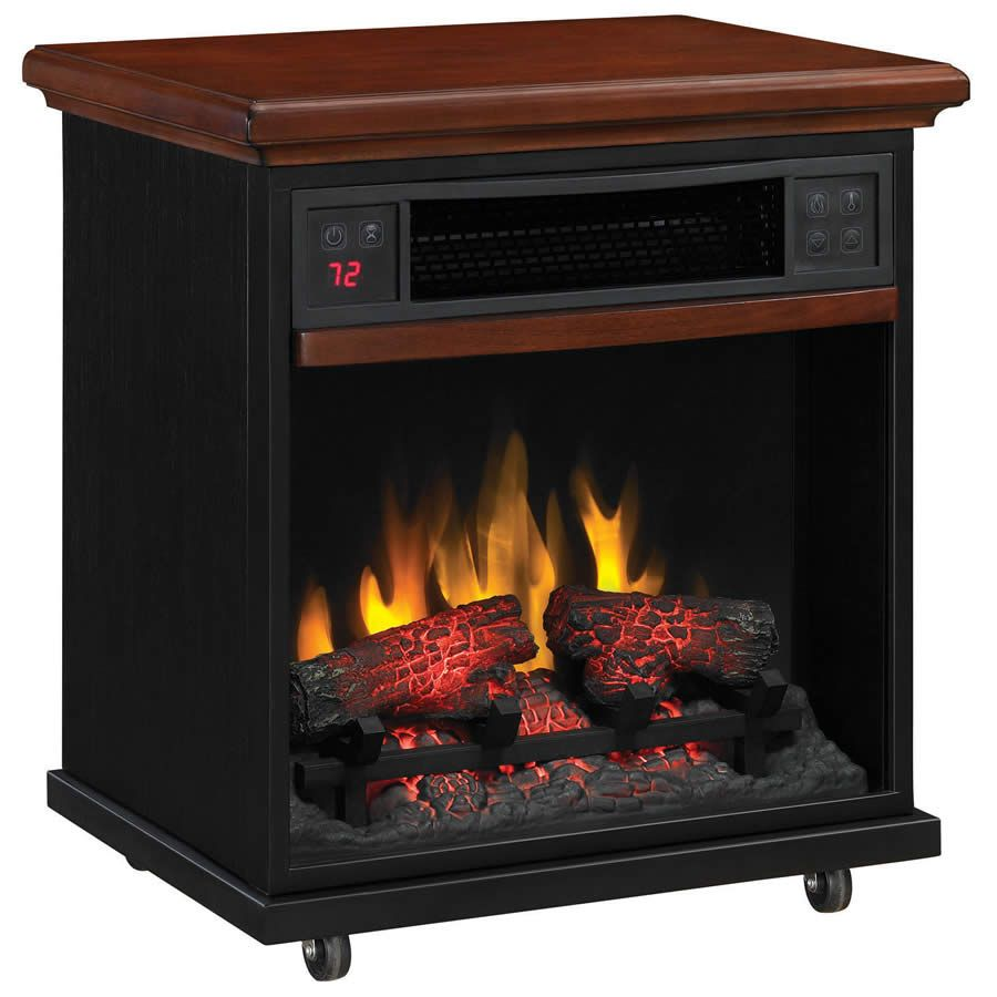 Duraflame Portable Fireplace Infrared Fireplace Fireplace Heater