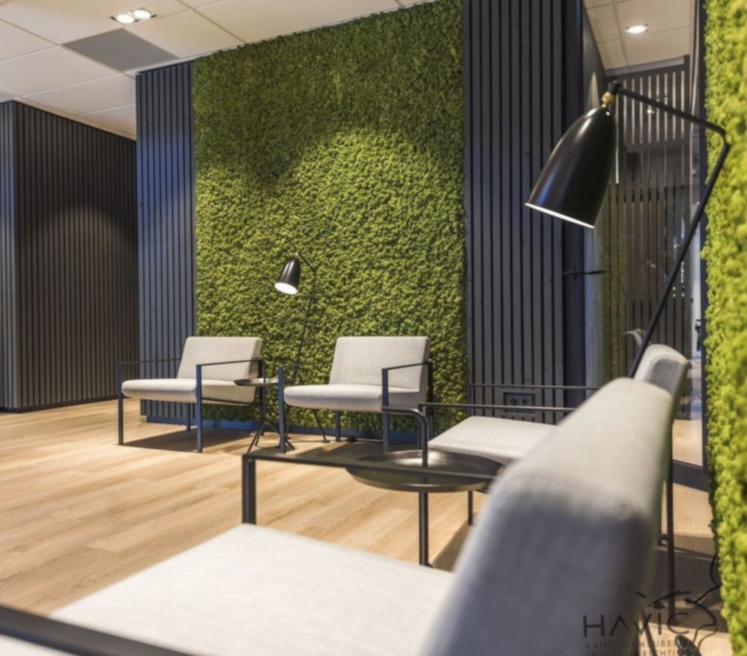 Isolare La Casa Basaluzzo 7+ office design reception waiting rooms in 2020 (with