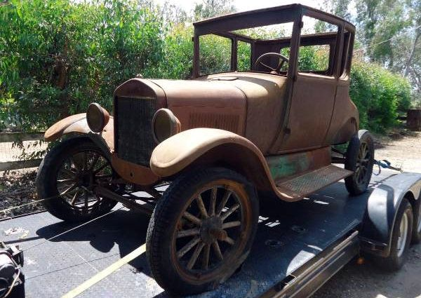 1927 Ford Model T Restore Or Leave Original Ford Models Model