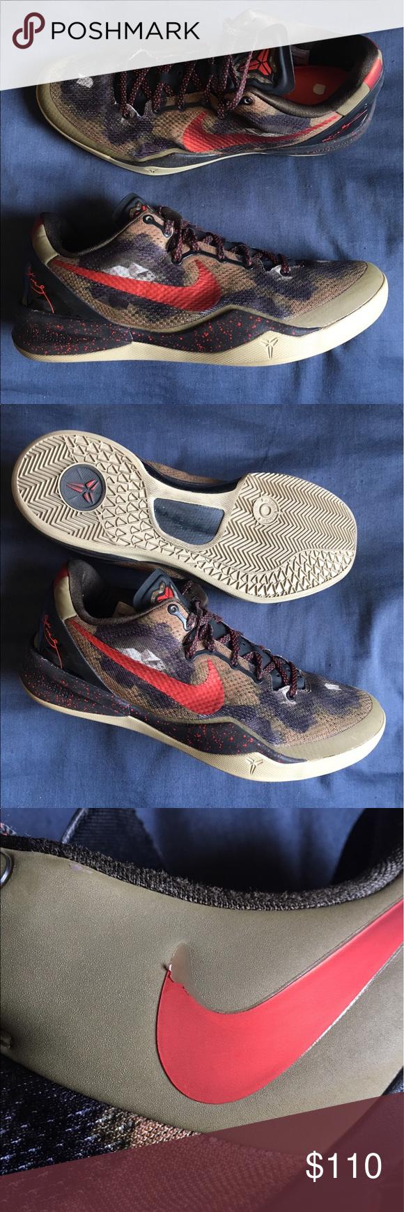 Nike Kobe 8 Python size 11.5