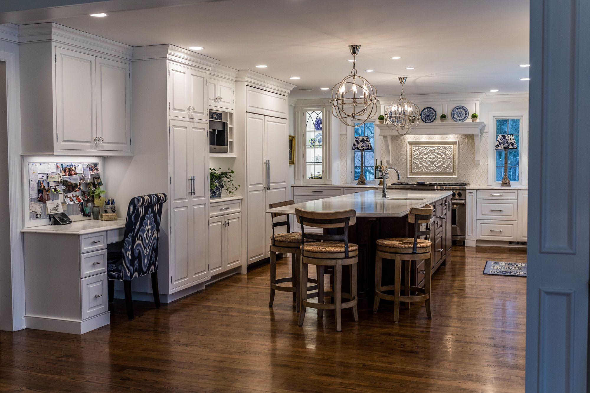 beautiful kitchen creating a relaxed environment but giving it the ability to entertain all on kitchen remodel sub zero id=13315