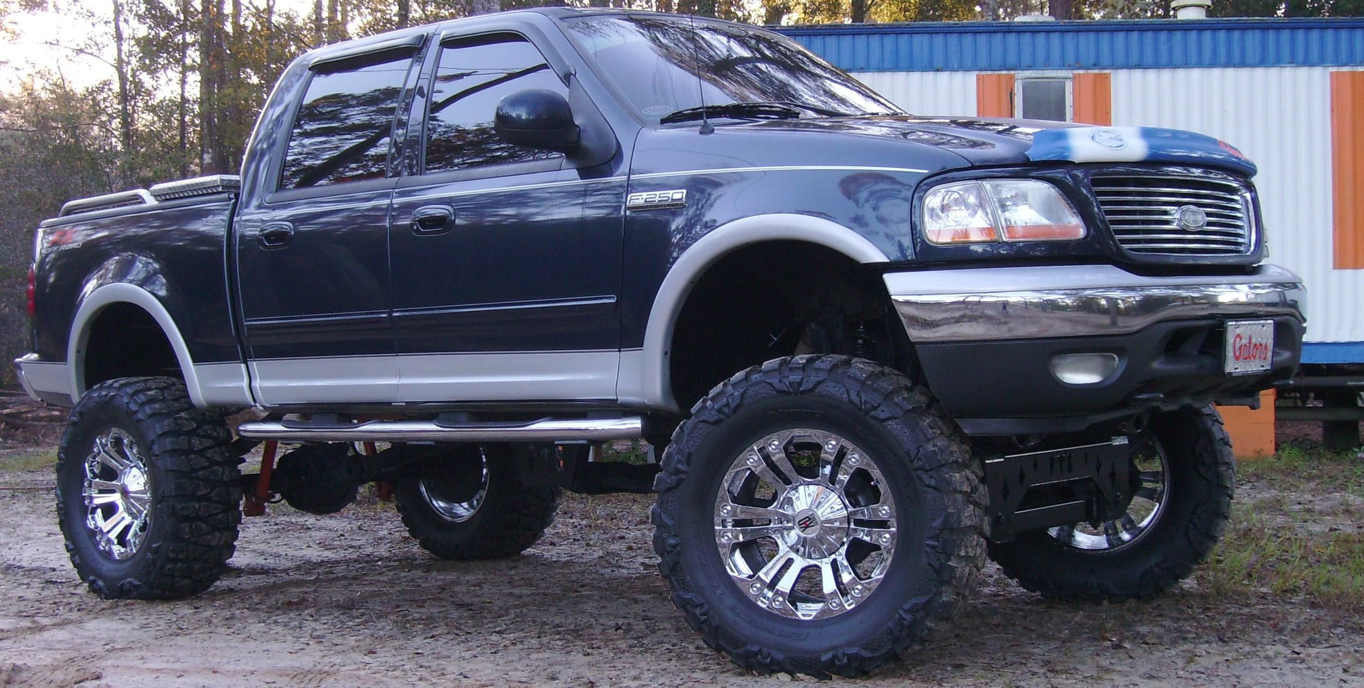 Another Baxleybrian 2002 Ford F150 Supercrew Cab Post Photo