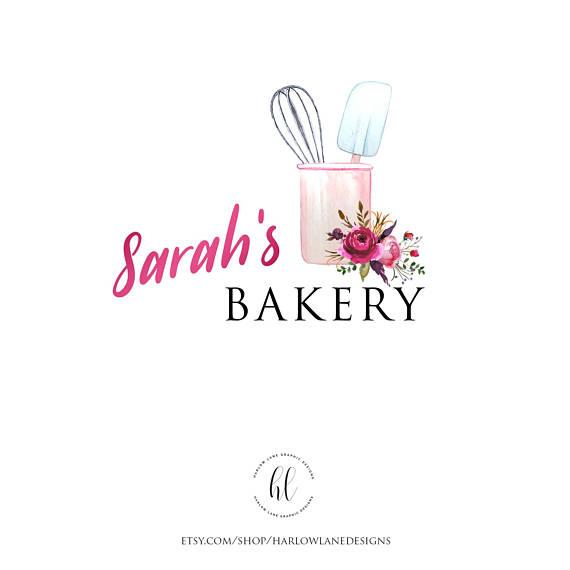 Premade Business Logo Design-Bakery Logo Design