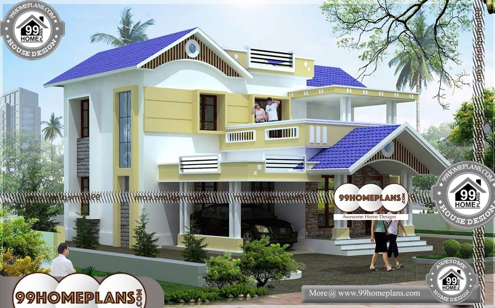Modern Designer Homes 60 Double Story House Prices Attractive Plan Kerala House Design House Prices Double Story House