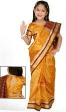 Buy Ready To Wear Girls Indian Saree Online  f60819626
