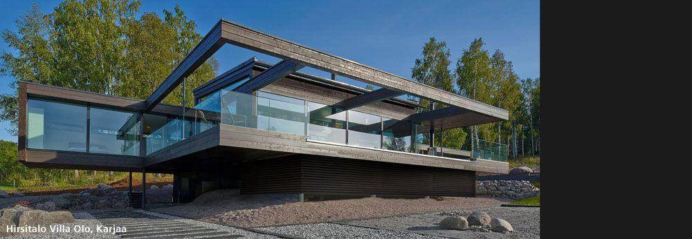 Parhaat Talopaketit Honkataloilta In 2020 Villa Haus Architecture