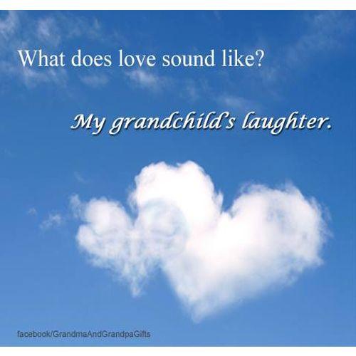 #grandchild #laughter #joy #grandchildrenquotes