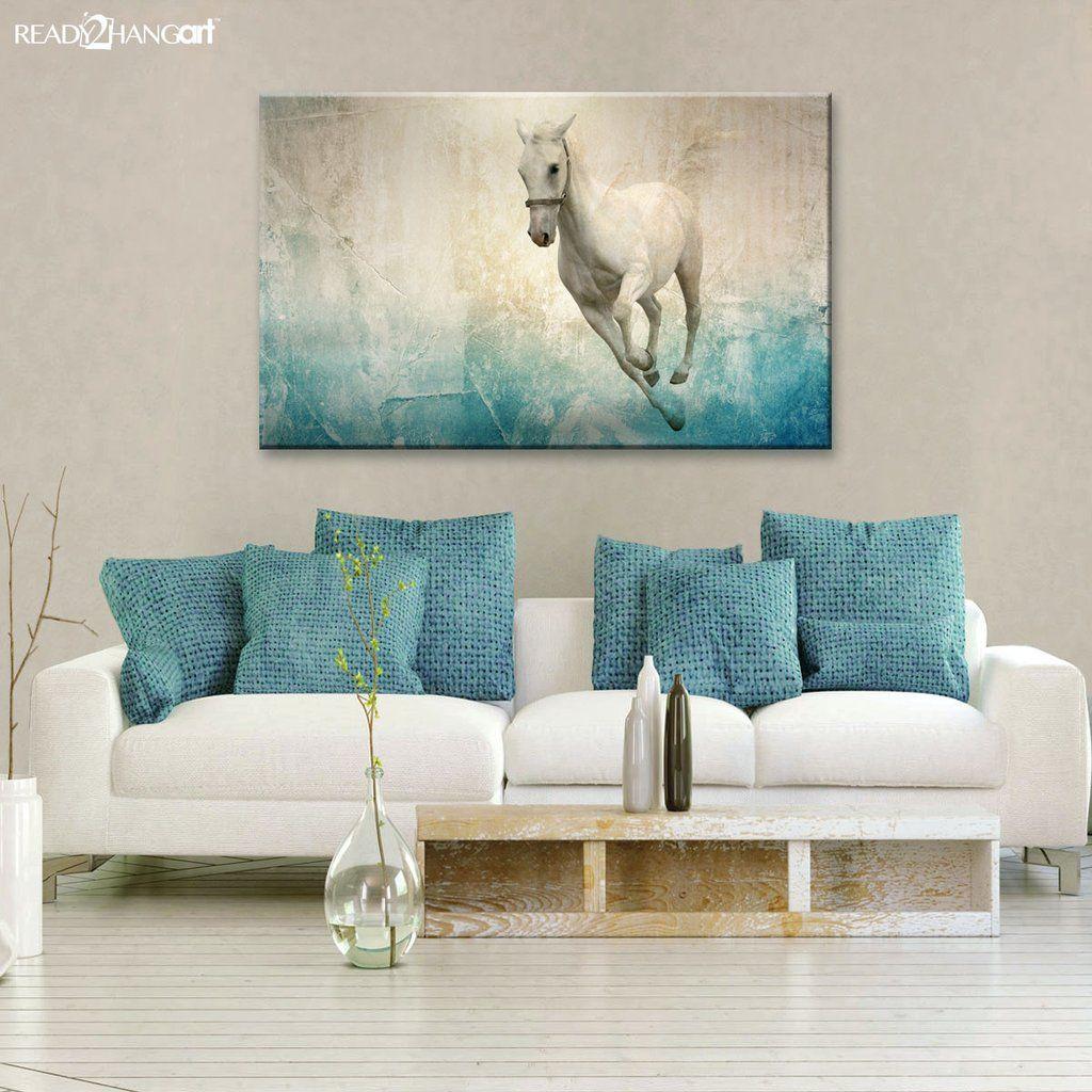 'Equestrian Saddle Ink PSVIII' Canvas Wall Art | Horsing ...