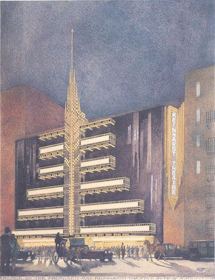 Architect of Dreams -- The Theatrical Vision of Joseph Urban