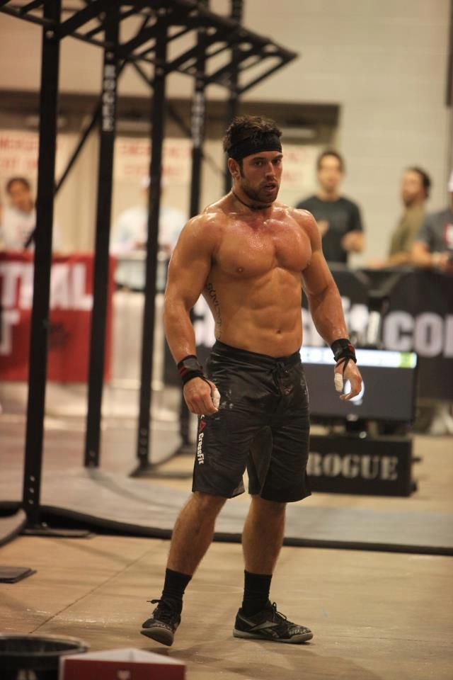 Rich froning crossfit pinterest