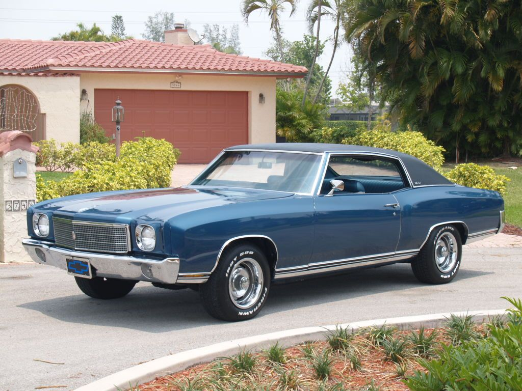 1970 Chevy Monte Carlo Chevrolet Monte Carlo Chevy Muscle Cars Chevy Monte Carlo