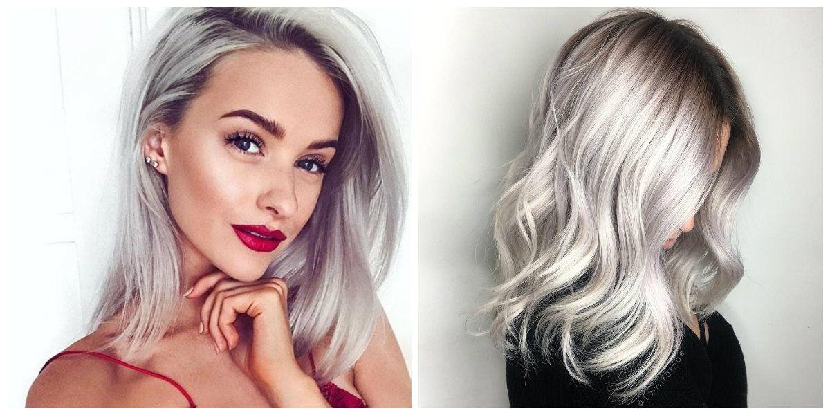 Haarfarbe Trends 2019: TOP TRENDY Farben von HAIR FASHION ...