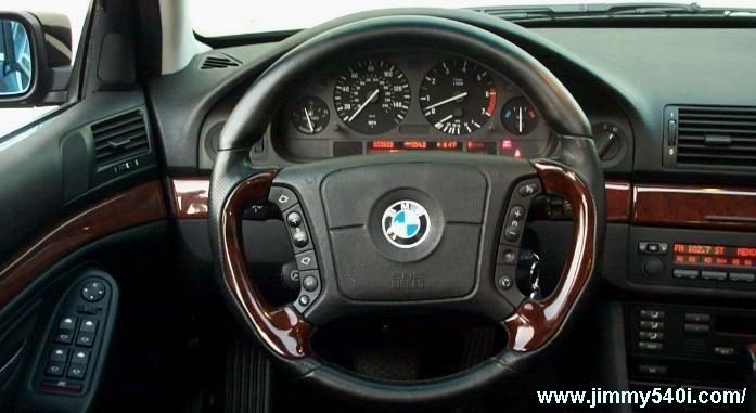 Modifications Ultimate 485hp Bmw 540i Supercharged By Dinan E39