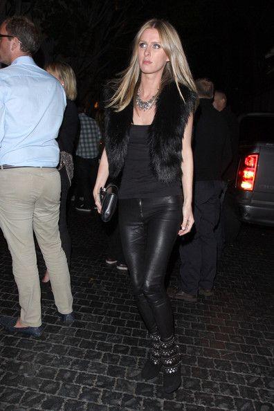 Nicky Hilton Photos: Paris and Nicky Hilton at Chateau Marmont