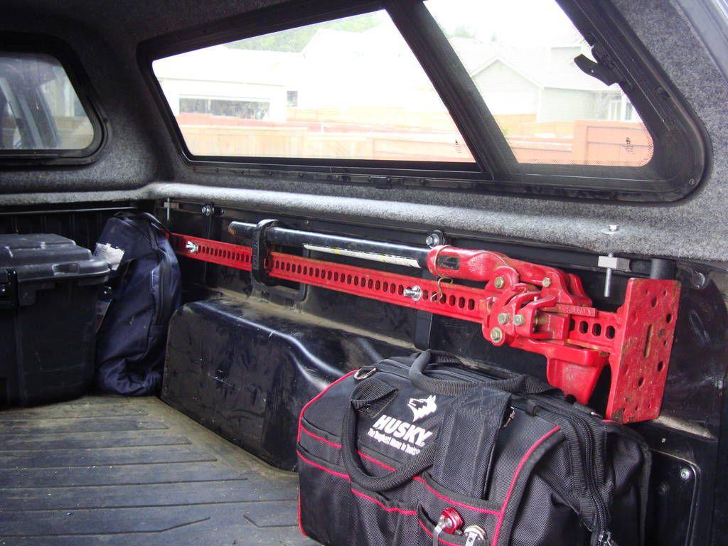 Diy Hi Lift And Tool Mounts Tacoma Truck Tacoma Mods Toyota Tacoma Mods