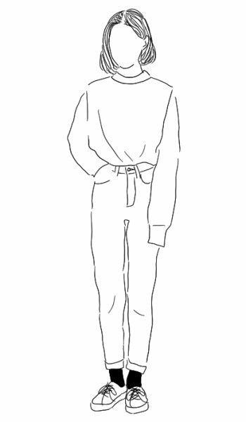Missing Link Line Art Drawings Sketches Art Drawings