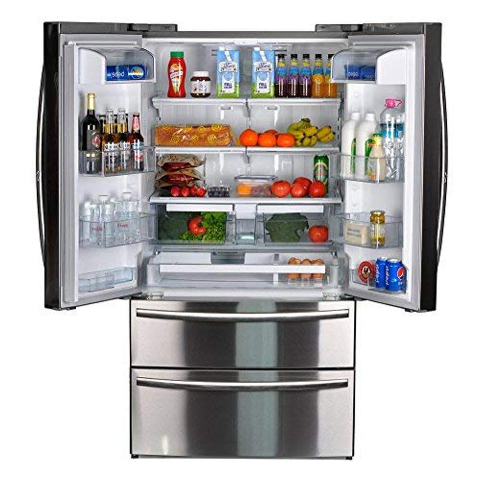The Best Bottom Freezer Refrigerators Of 2019 French Door Refrigerator Bottom Freezer Bottom Freezer Refrigerator