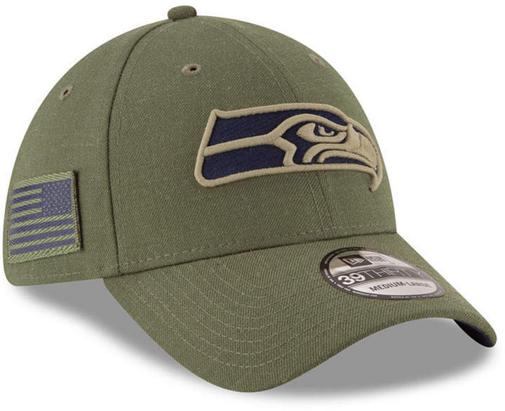 8aad77b4 Seattle Seahawks Salute To Service 39THIRTY Cap | Products | Salute ...