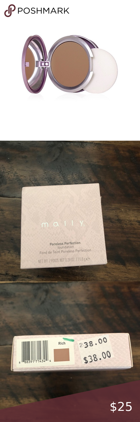 Mally Beauty Poreless Perfection Foundation in 2020