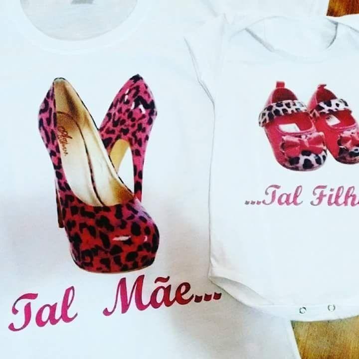 Camisetas Personalizadas - Tal mãe tal filha | patchwork de cozinha ...