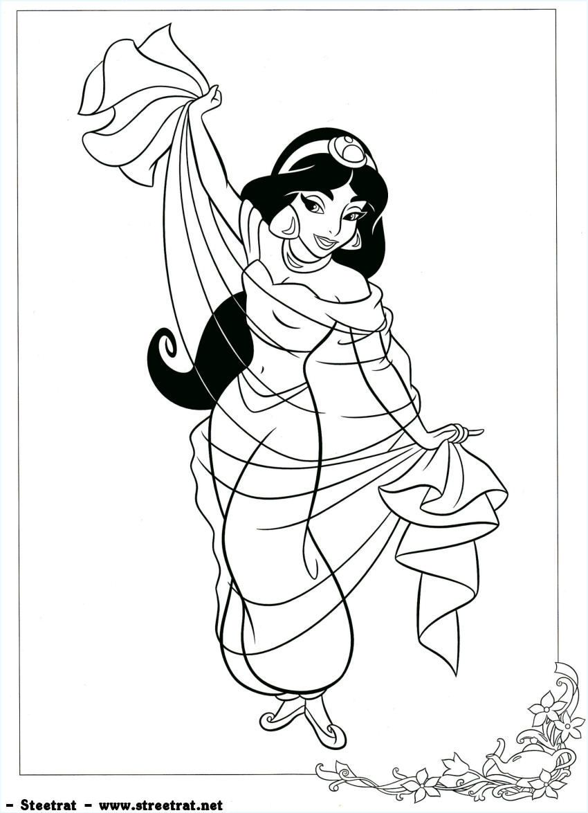 Printable jasmine coloring pages summer art project pinterest