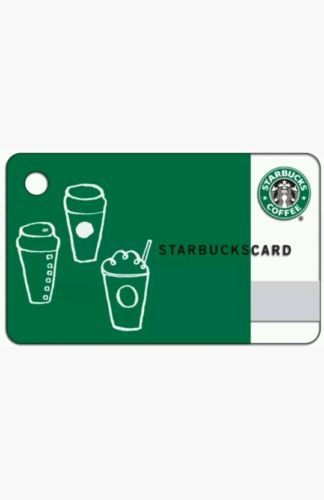 STARBUCKS GIFT CARD $100 -Free Shipping  https://t.co/Y36EvPFwpO https://t.co/enF3mJi6Tk