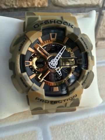 4e4d5ae6f67 Relógio Casio G-Shock Protection