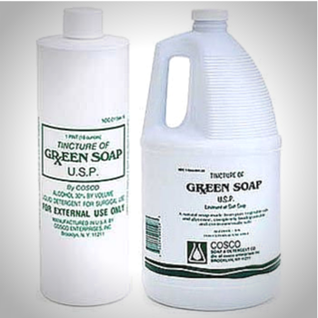 Cosco Tincture Of Green Soap 16 Oz On Sale Now Green Soap Soap For Tattoos Best Soap For Tattoo