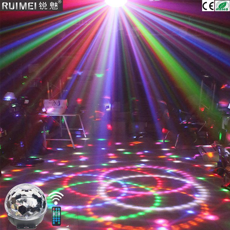 Home Party Decoration Night Club Led Effect Light Led Crystal Magic Ball Light Led Stage Lighting Femannbuydirectchina Com Magic Ball Light Crystal Magic Ball Led Crystal Magic Ball