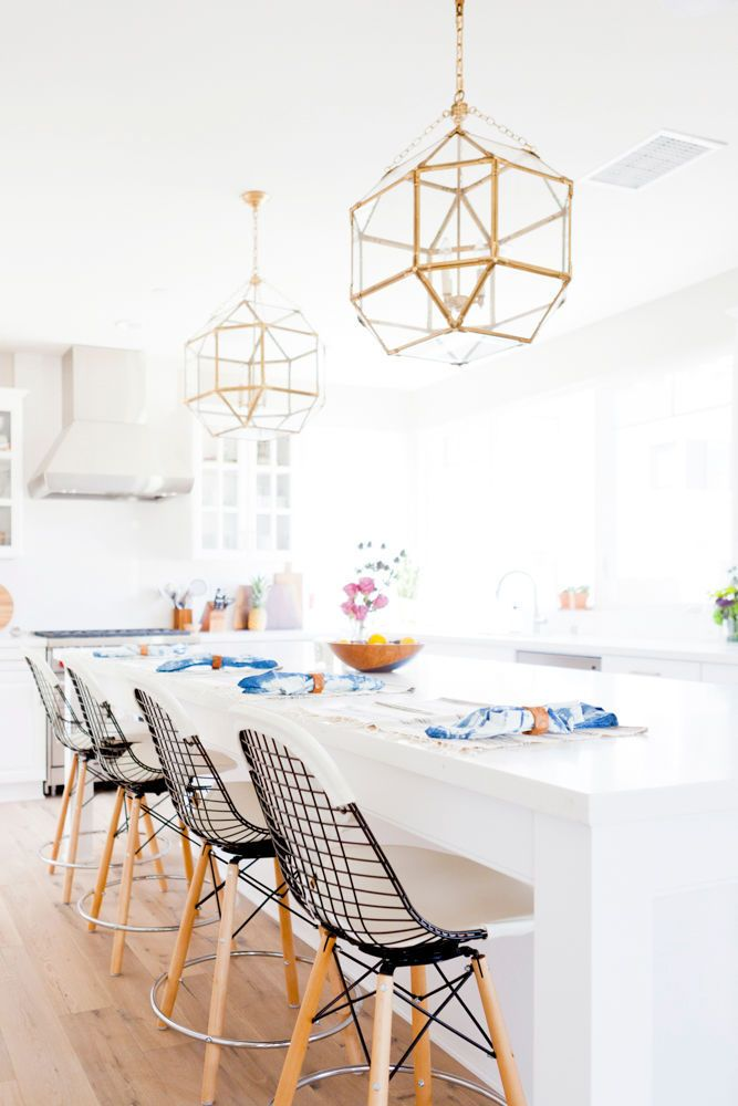 inside a dreamy, bohemian home redesign (that family-friendly!) on domino.com