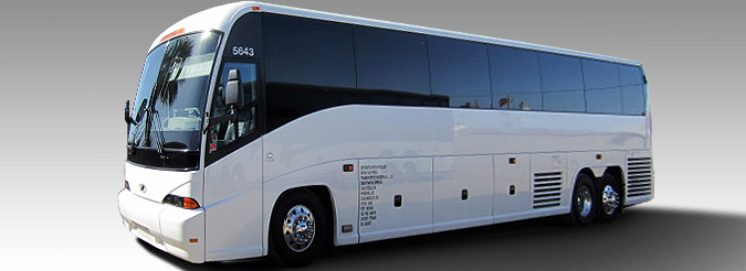 54 Penger Coach Bus Perfect For Sport Team Transportation Large Group