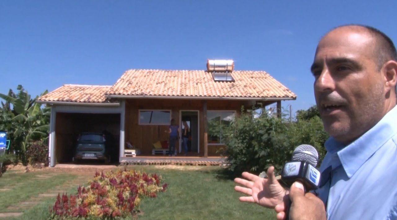 Conheça a casa sustentável - Programa Rio Grande Rural