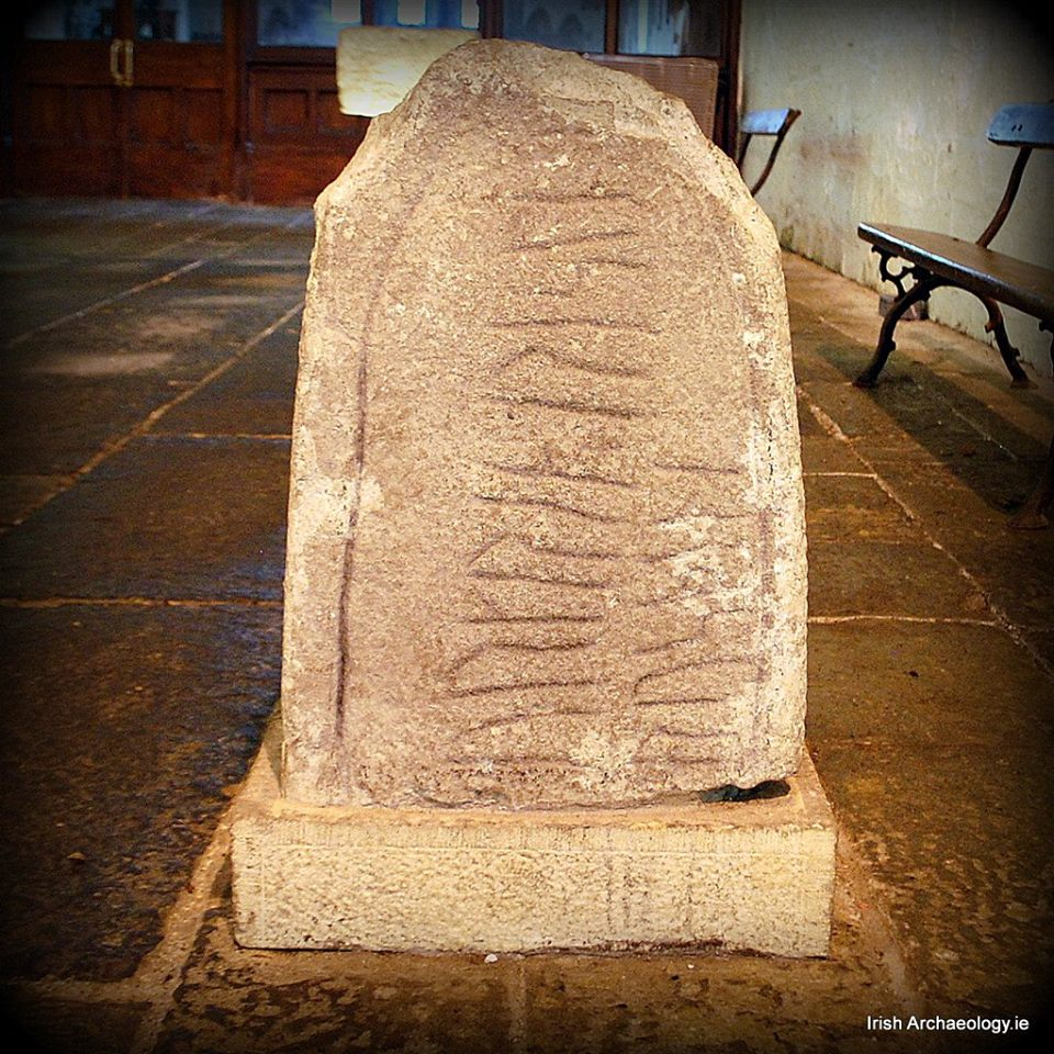An Ogham and Runic inscription from Killaloe, Co. Clare ...