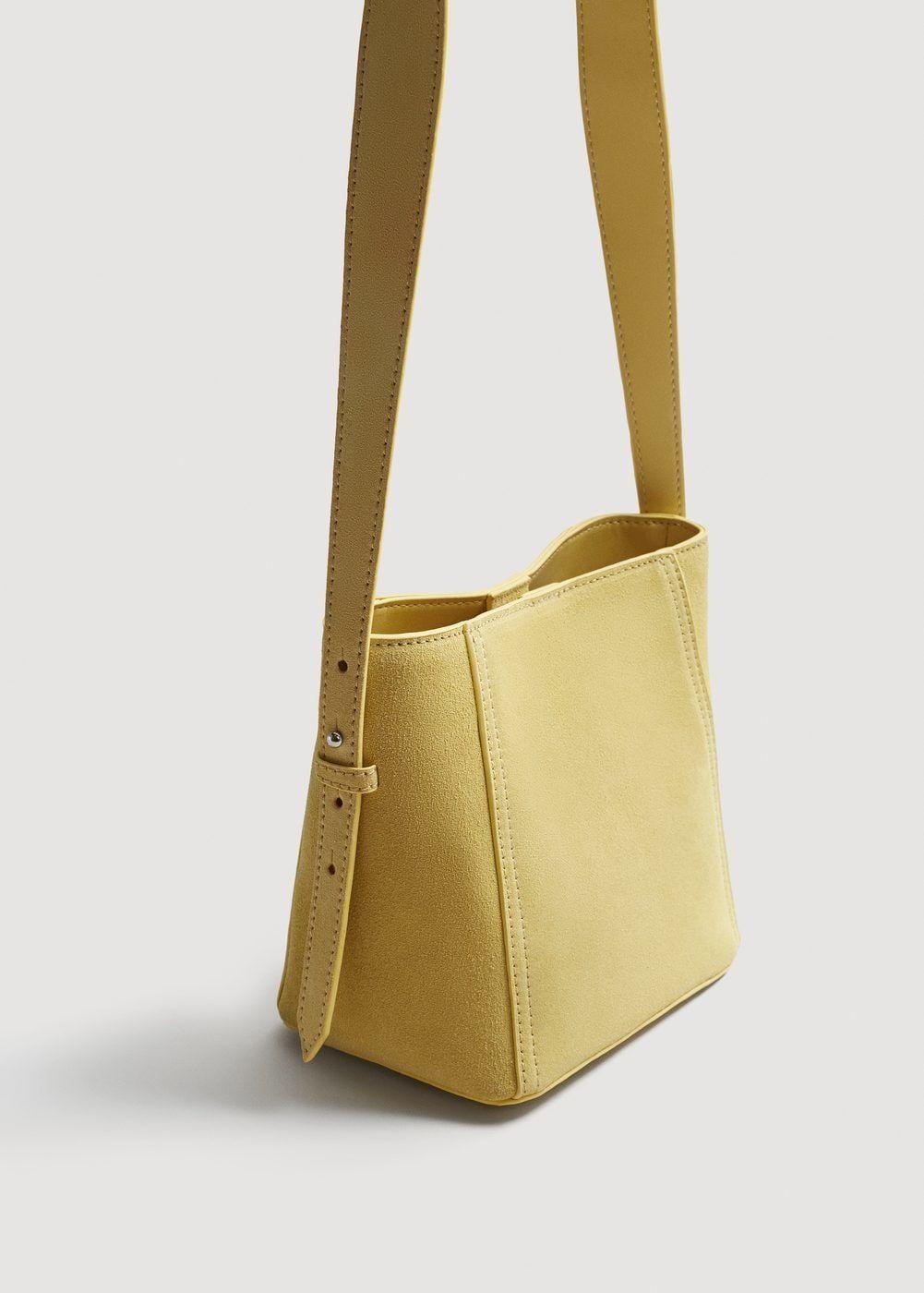 Leather cross body bag - Women  6b2ad5864d800