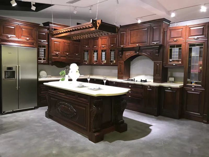 American Style Luxury Solid Wood Simple Designs Accessories