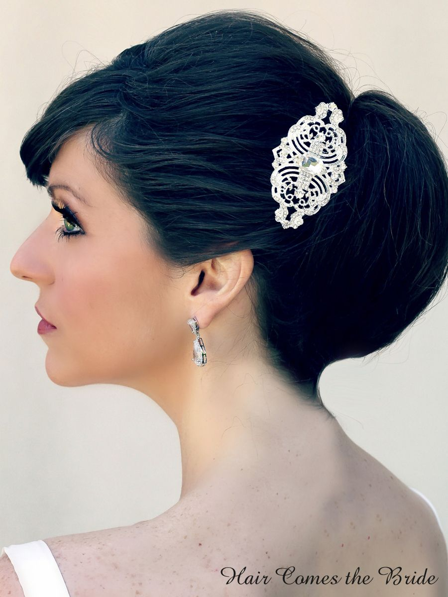 wedding hair accessories blog, wedding hair accessories bling