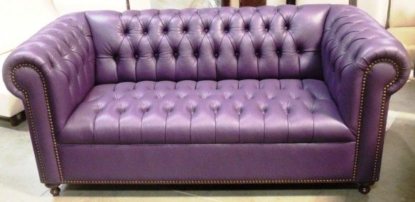 Custom Seat Chesterfield Sofa Suggested Retail Price 2995 00 2295