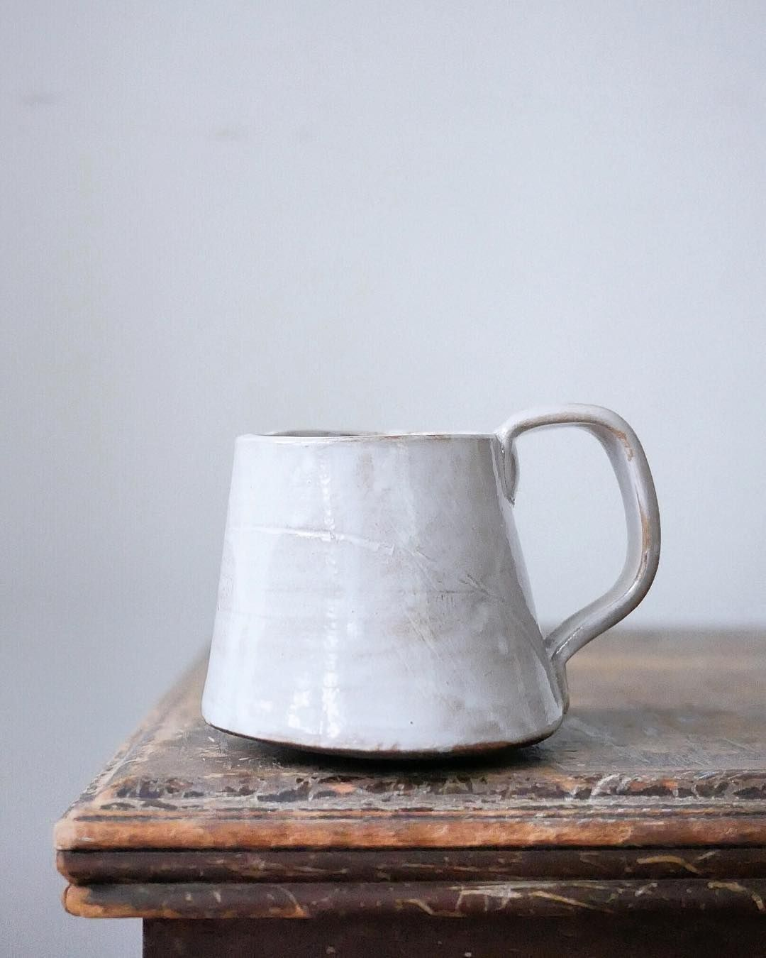 Pin By Alida Post On Clay Mugs Contemporary Ceramics Pottery