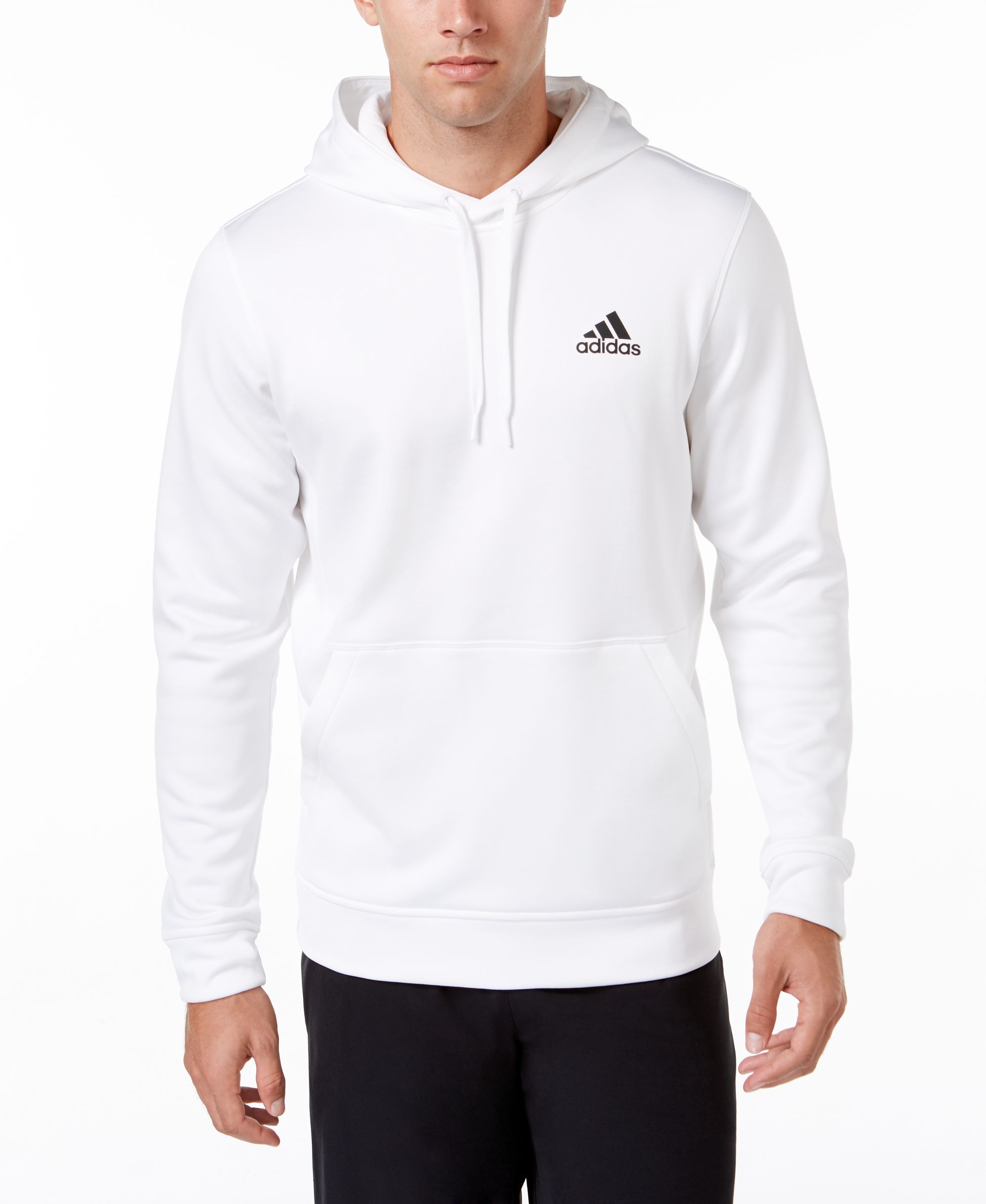 16025270 adidas Men's Team Issue Pullover Hoodie | Products | Adidas men ...