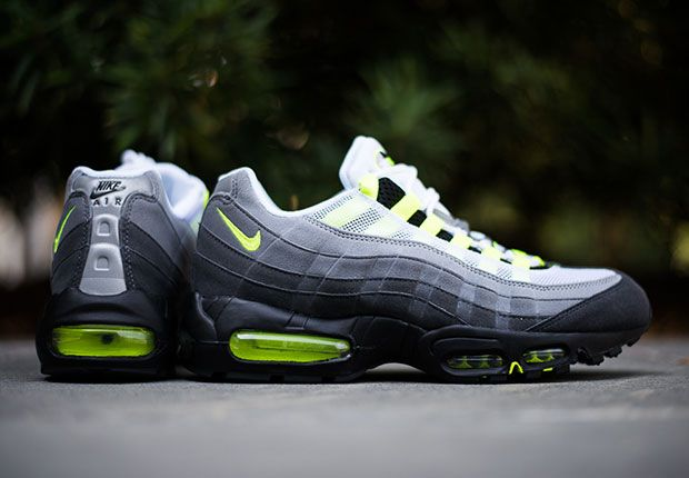 Nike Air Max 95 Alternate Neon Sneaker | HYPEBEAST