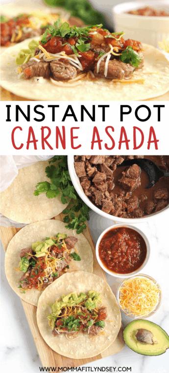 Carne Asada Recipe Instant Pot