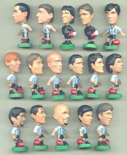 los cabezones del mundial de fútbol
