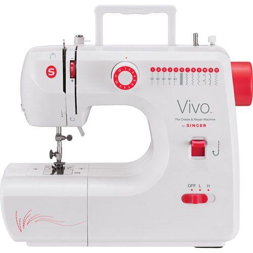 The Vivo 40Stitch Portable Sewing Machine 40 Walmart Simple Small Sewing Machine Walmart