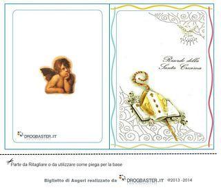Biglietti di auguri per la cresima gratis foto pinterest for Frasi di auguri per la cresima