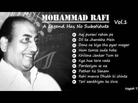 Best Of Mohammad Rafi - Old Hindi Instrumental Songs