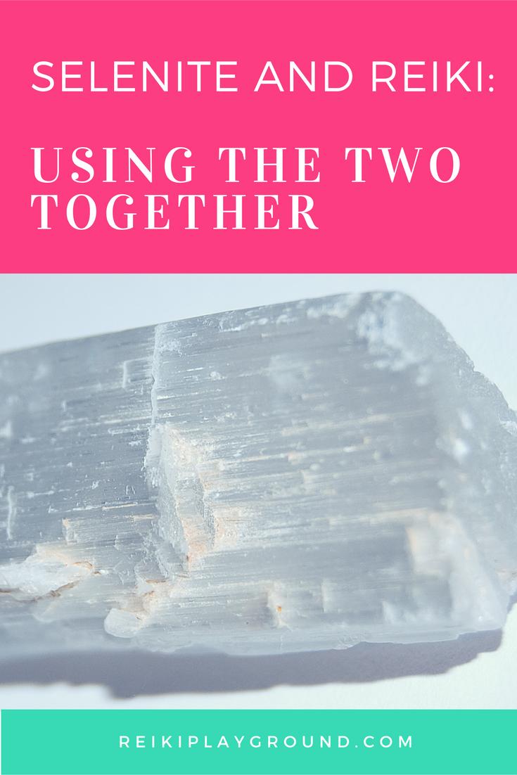 Selenite and reiki using the two together holistic healing selenite and reiki using the two together buycottarizona