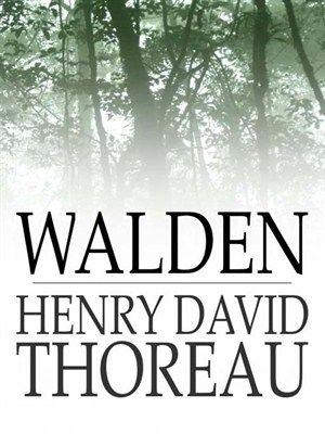 Walden Virtual Bookshelf Pinterest