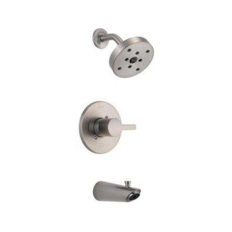 Delta Compel T14461 Tub and Shower Faucet Set - 58403