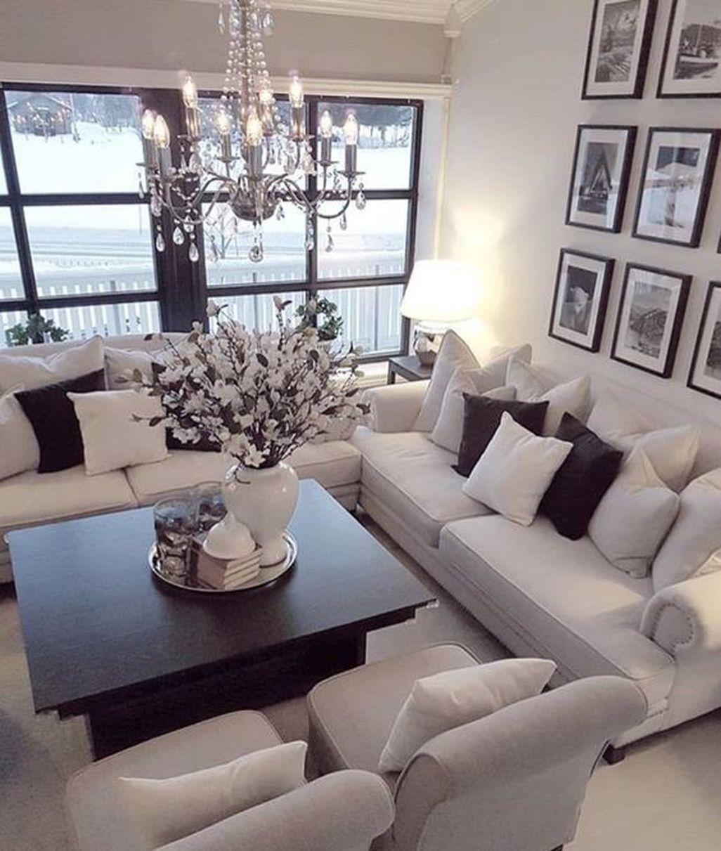 Inspiring Sitting Room Decor Ideas For Inviting And Cozy: 49 Elegant Interior European