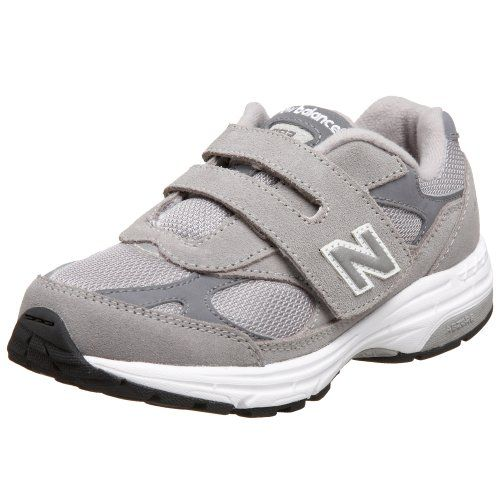 new balance bambino grey